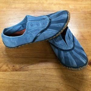 Women's Sorel Picnic Plimsole Distressed Shoes 7.5